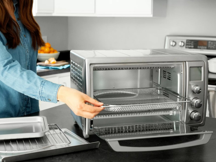 Photo of black decker toater oven