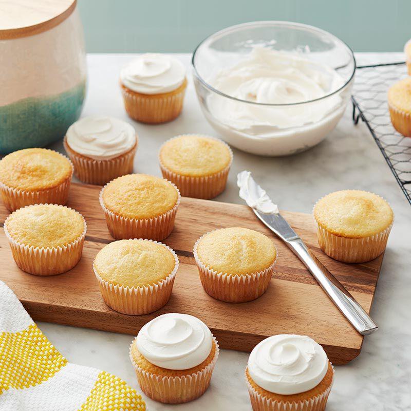 Photo of cupcake