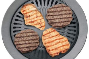 What Is a Smokeless Indoor Stovetop Barbeque Grill?