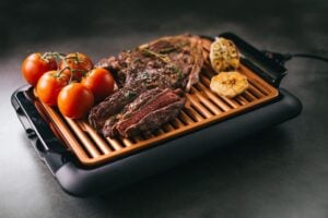 Smokeless Indoor Grill by Simple Living Electric Infrared BBQ