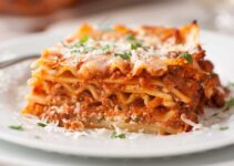 How To Make Lasagna Using Oven Toaster