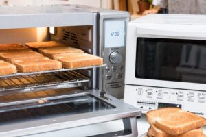 Using A Toaster Oven For Baking