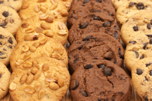 How to Cook Cookies Using an Oven Toaster