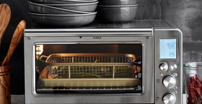 Photo of breville toaster oven