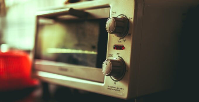 Photo of toaster oven