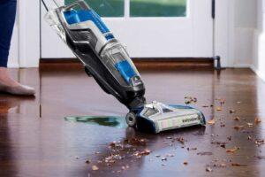 Best Upright Vacuum Cleaner for Hard Floors